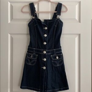 Dolce & Gabbana denim dress